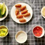 Lekker plantaardig: Turkse mercimek köfte met vegan tzatziki