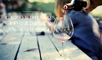 gezondheidsvoordelen van wijn