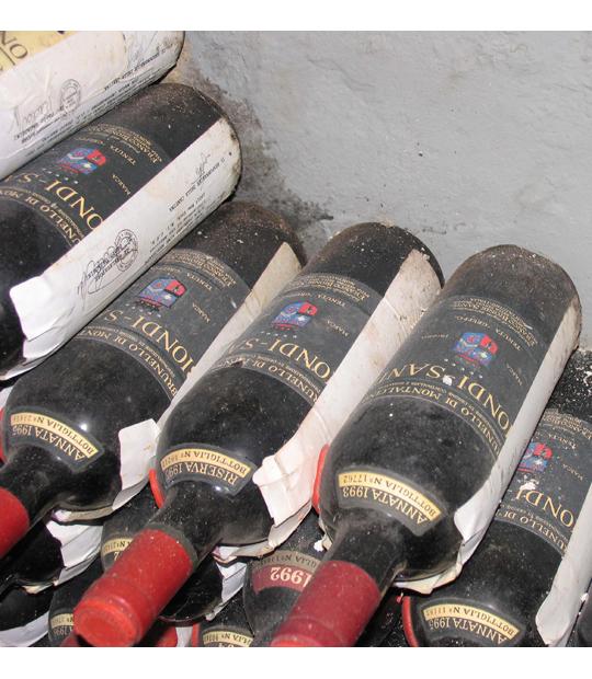 smaken in wijn