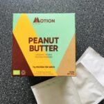 4 Recepten met Motion Nutriton Vegan Peanut Butter Eiwitpoeder