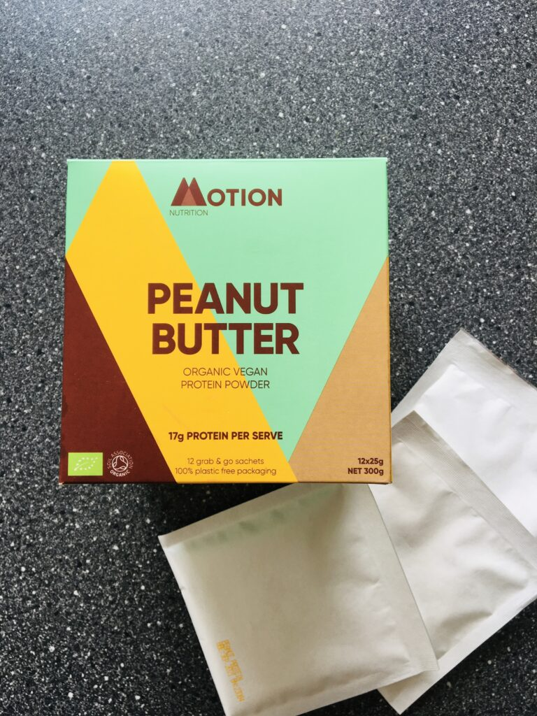 peanut butter eiwitpoeder