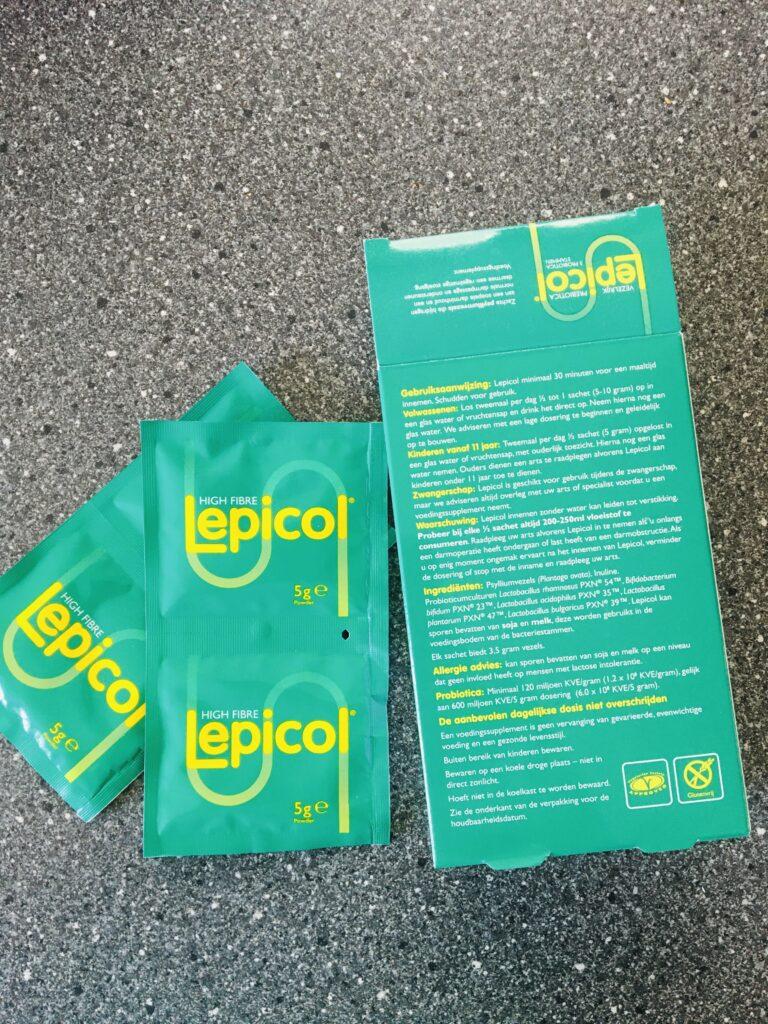 Lepicol prebiotica