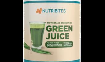 Nutribites Green Juice poeders