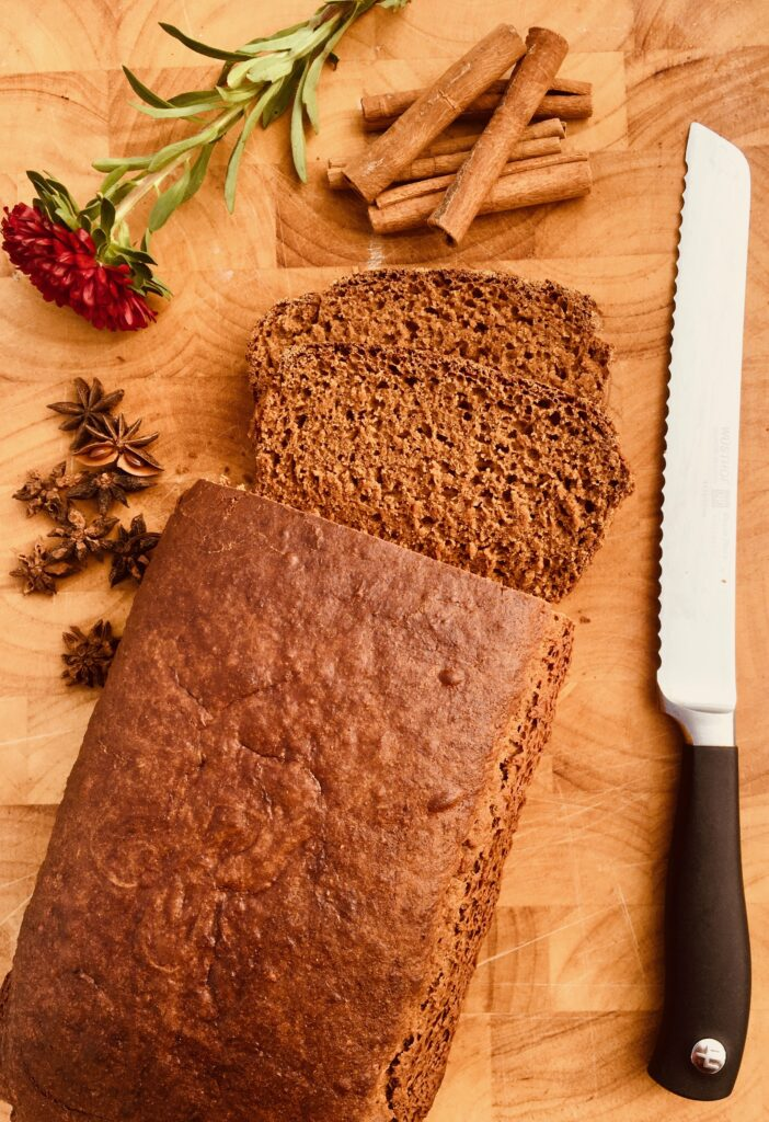 glutenvrij ontbijtkoek recept
