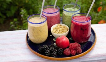 goed vullende smoothie