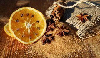 Feestelijke kruiden en specerijen