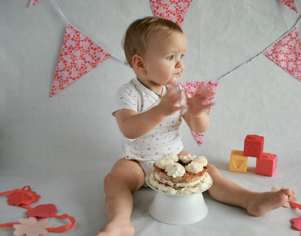 Catherine Baby Smash cake