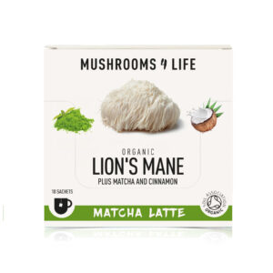 Lion's Mane Matcha