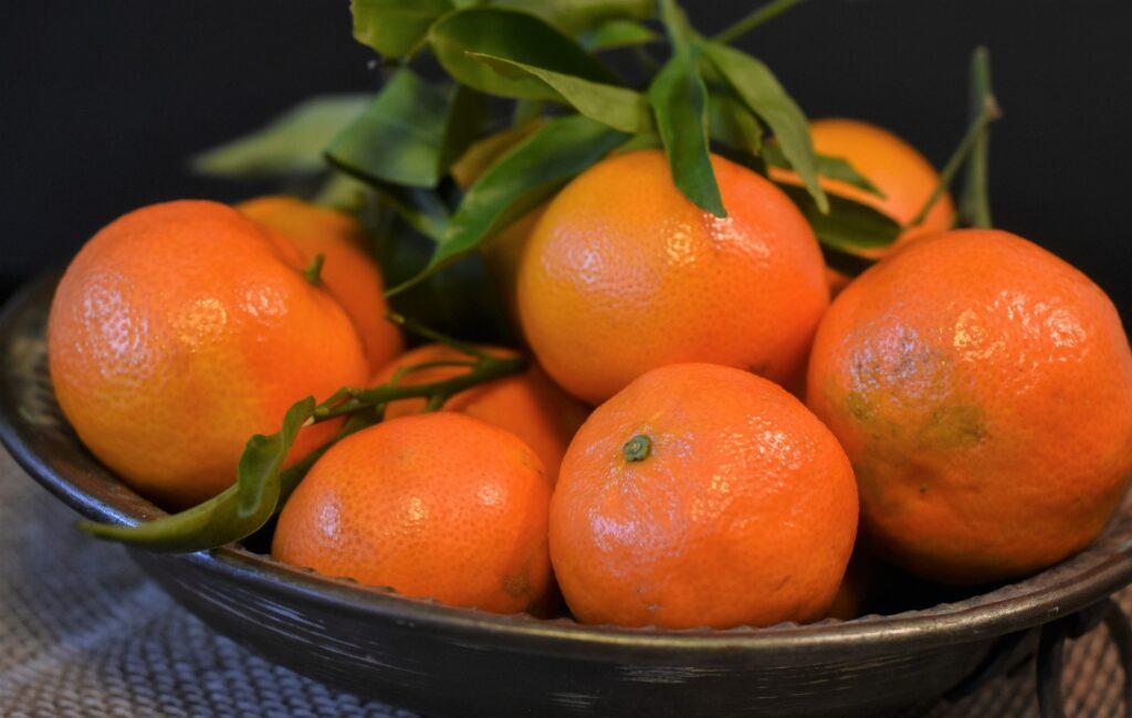Chinese nieuwjaar mandarijntjes