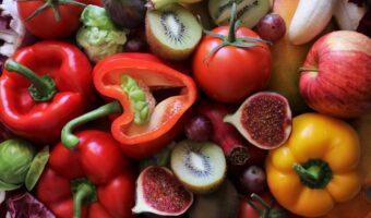 kleuren op je bord