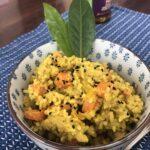 Kitchari – Mungbonen met Basmatirijst Recept uit de Ayurveda
