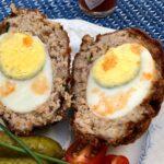 Scotch Eggs (Gehaktballen met Ei) Recept